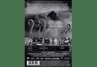 Jules Verne - Die Mysteriöse Insel DVD