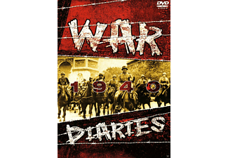 War Diaries Wwii - 1940 - (DVD)
