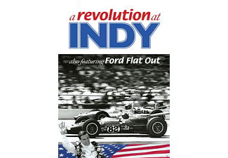 A Revolution At Indy - (DVD)