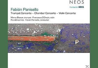 VARIOUS, Pluralensemble - Trumpet Concerto/Chamber...  - (CD)