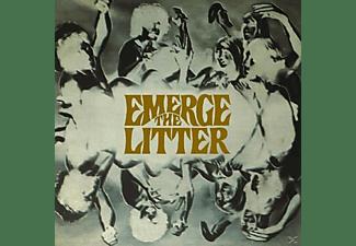 The Litter - Emerge  - (CD)
