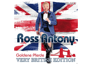 Ross Antony - Goldene Pferde-Very British Edition  - (CD)