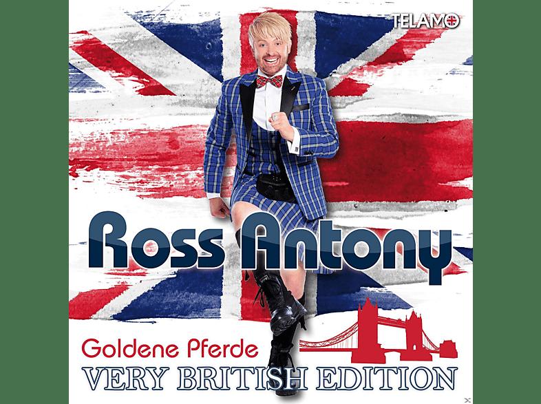 Ross Antony - Goldene Pferde-Very British Edition [CD]