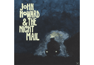 John -& The Night Mail- Howard - John Howard & The Night Mail  - (CD)