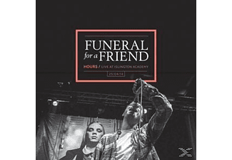 Funeral For A Friend - Hours-Live At Islington Academy ( - (CD + DVD Video)