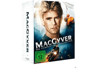 MacGyver – Die komplette Collection DVD
