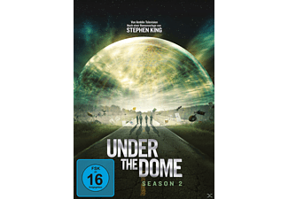 Under The Dome – Staffel 2 - (DVD)