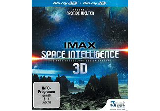 Space Intelligence 3D - Vol. 3  3D Blu-ray (+2D)