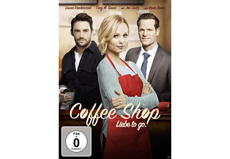 Coffee Shop - Liebe to go - (DVD)