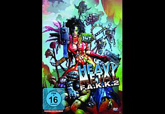 Heavy Metal F.A.K.K.2 DVD