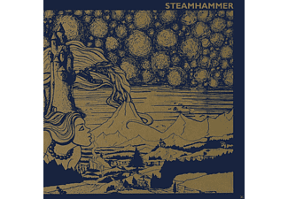 Steamhammer - Mountains - (Vinyl)