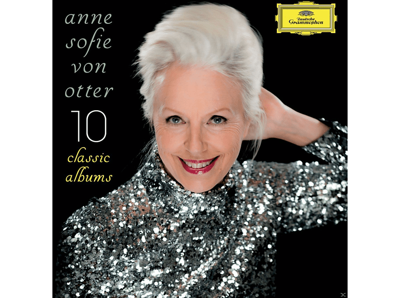 Anne Sofie Von Otter, VARIOUS - 10 Classic Albums (Ltd.Edt.) [CD]