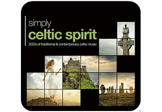 VARIOUS - Simply Celtic Spirit  - (CD)