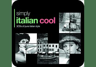 VARIOUS - Simply Italian Cool  - (CD)