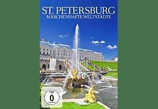 St. Petersburg: Märchenhafte Weltstädte DVD