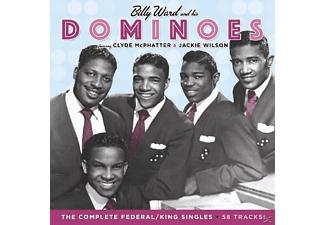 Billy -& His Domino Ward - Complete Federal/King Sin  - (CD)