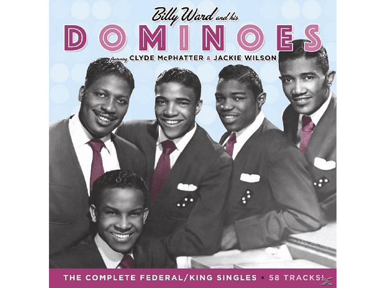 Billy -& His Domino Ward - Complete Federal/King Sin [CD]