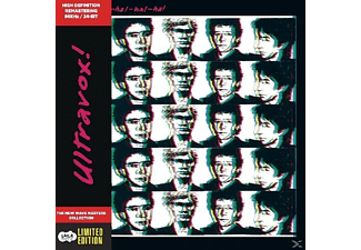Ultravox - Ha!-Ha!-Ha!-Coll.Edition  - (CD)
