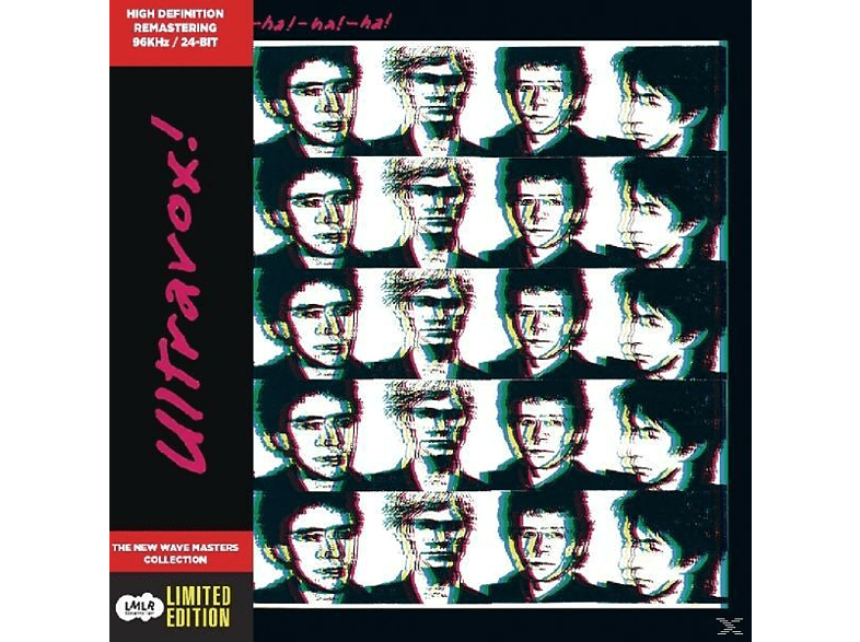 Ultravox - Ha!-Ha!-Ha!-Coll.Edition [CD]