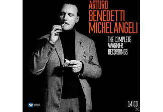 Arturo Benedetti Michelangeli - The Complete Warner Recordings - (CD)