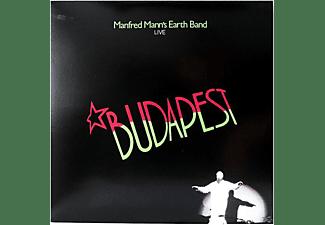 Manfred Mann's Earth Band - Live In Budapest  - (Vinyl)