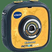 VTECH Kidizoom Action Cam Actioncam, Schwarz/Gelb