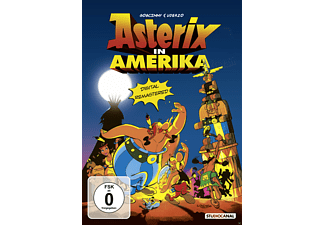 Asterix in Amerika - Die checken aus, die Indianer - (DVD)