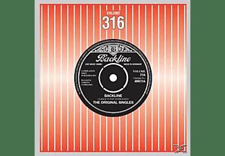 VARIOUS - Blackline 316  - (CD)