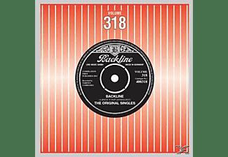 VARIOUS - Blackline 318  - (CD)