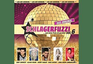 VARIOUS - Schlagerfuzzi Vol.6  - (CD)