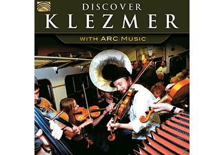 VARIOUS - Discover Klezmer-With Arc Music - (CD)