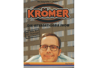 Krömer - Die Internationale Show DVD
