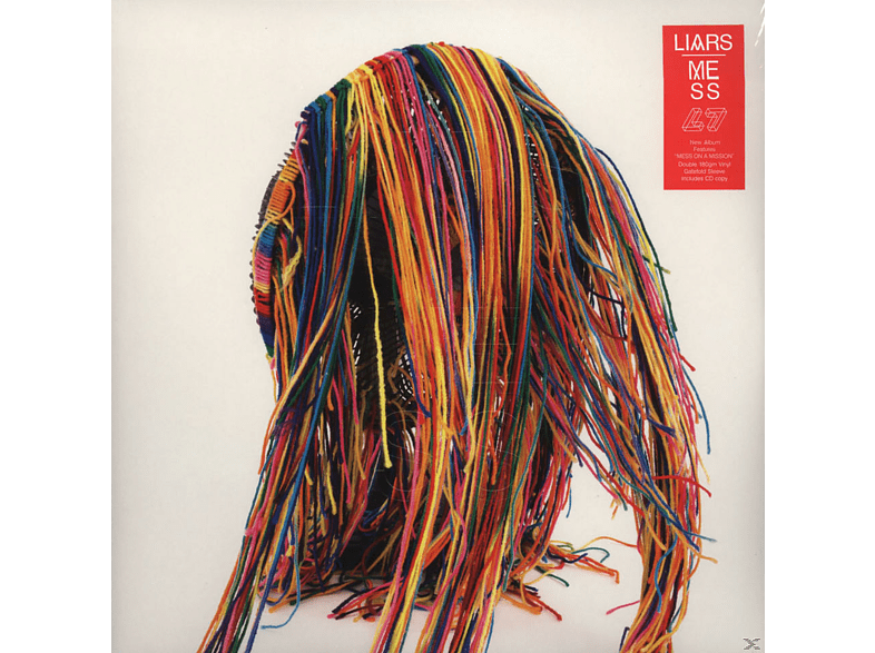 Liars - Mess [LP + Bonus-CD]
