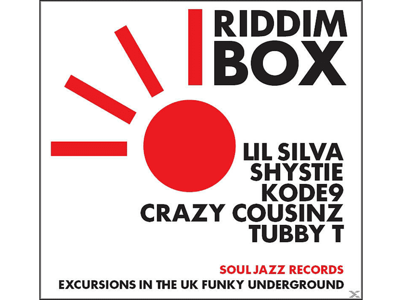 VARIOUS - Riddim Box (1) [Vinyl]