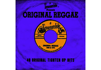 VARIOUS - Treasure Isle Presents Original Reggae (2cd)  - (CD)