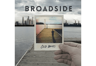 Broadside - Old Bones - (CD)