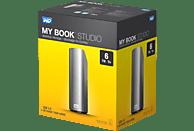 WD WDBHML0060HAL-EESN My Book® Studio, 6 TB HDD, extern