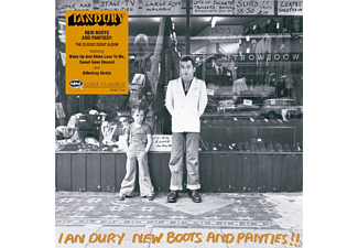 Ian Dury - New Boots And Panties (Mini Replica Sleeve)  - (Sonstiges)