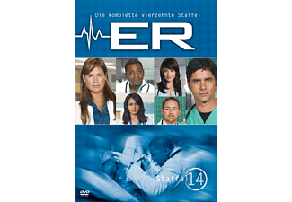 E.R. - Emergency Room - Staffel 14 DVD