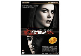 Birthday Girl - (DVD)