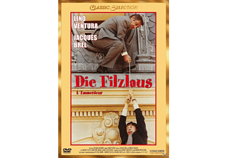 Die Filzlaus DVD