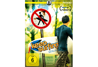 Keep Surfing - (DVD)