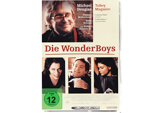 Die Wonder Boys - (DVD)