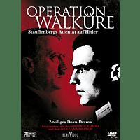 Operation Walküre - Die wahre Geschichte über das Attentat auf Adolf Hitler [DVD]