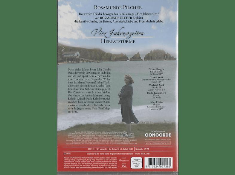 Rosamunde Pilcher Vier Jahreszeiten Herbststurme Dvd Dvd