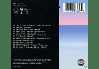 VARIOUS - Owsla-Spring Compilation2015  - (CD)