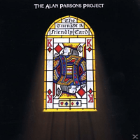 The Alan Parsons Project - THE TURN OF A FRIENDLY CARD  - (CD)