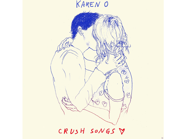 Karen O - Crush Songs [LP + Download]