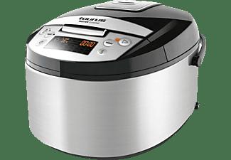 Robot de cocina - Taurus Master Cuisine Potencia 860W, Temporizador, 12 programas