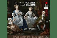 David Geringas, Emil Klein - Duette Für 2 Violoncelli [CD]
